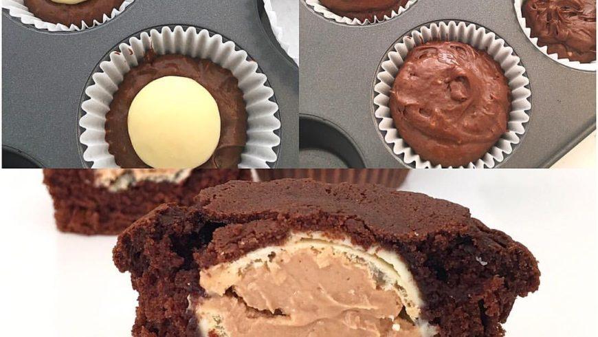 Cupcakes Bon o Bon