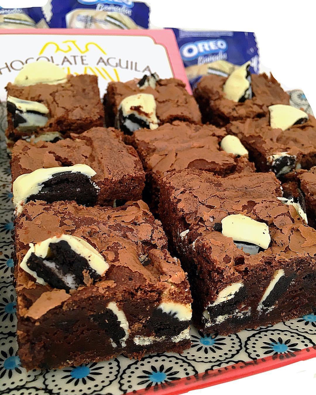 Brownies Cookies & Cream